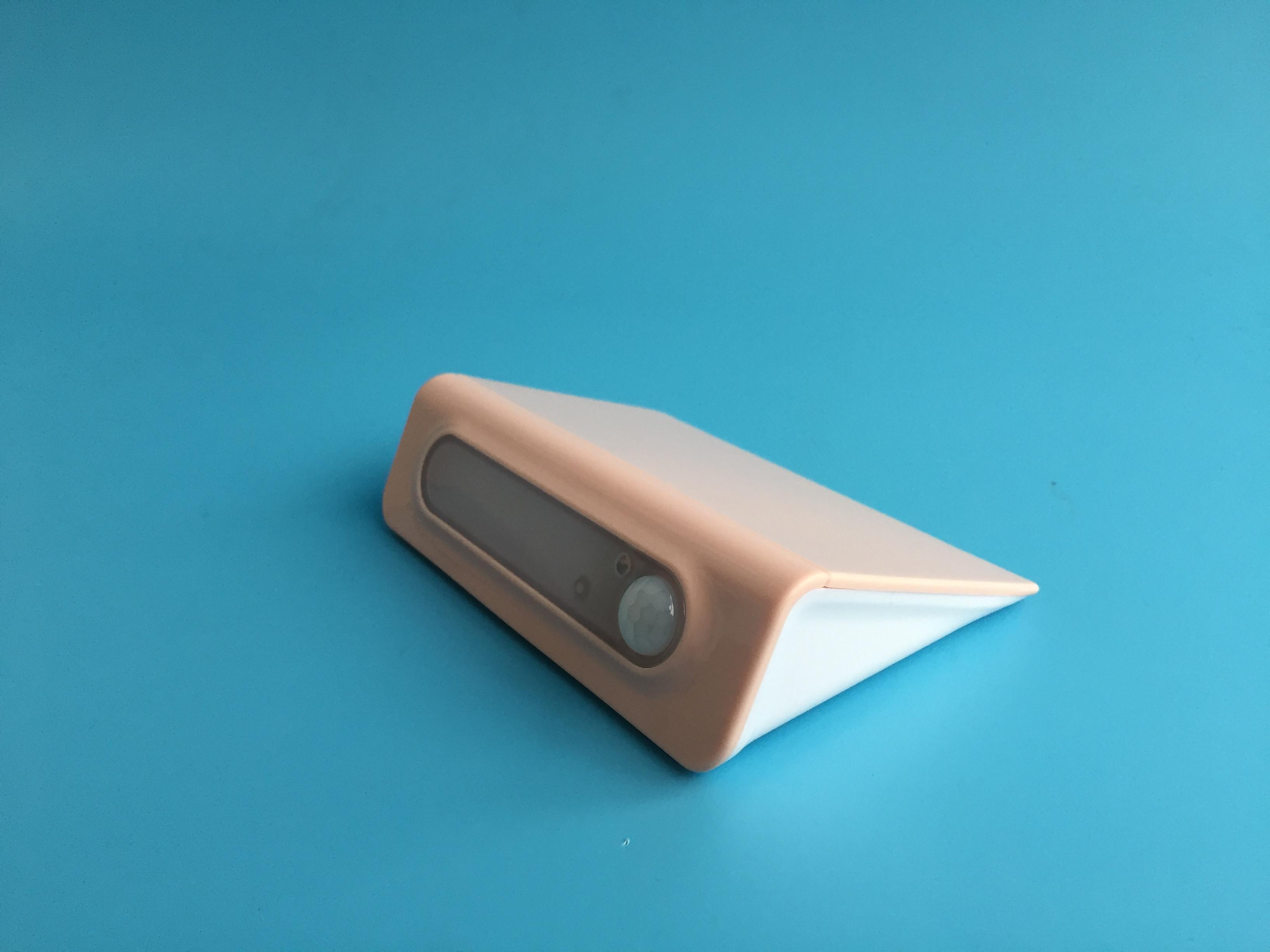 Orange Motion Sensor Led Night Light