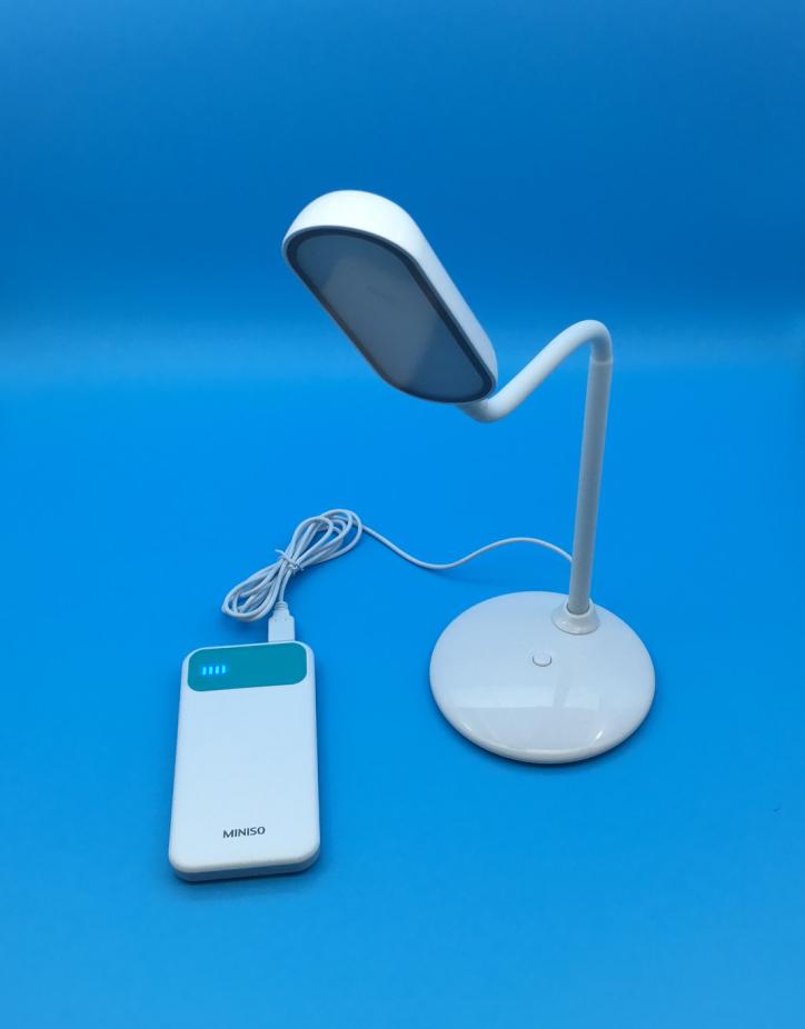 USB Gooseneck LED Desk Reading Lamp