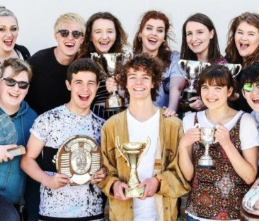 Woking College Theatre Group 2016
