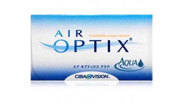 Alcon Air Optix - 6 lens pack