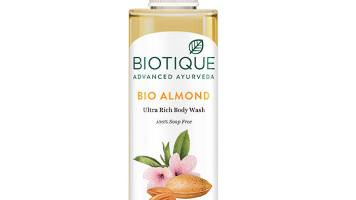 Biotique Bio Almond Oil Body Wash  (200 ml)