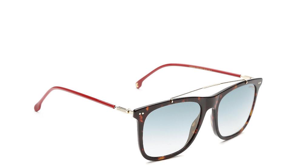 Carrera Unisex Square Sunglasses 150/S 2IK 55EZ