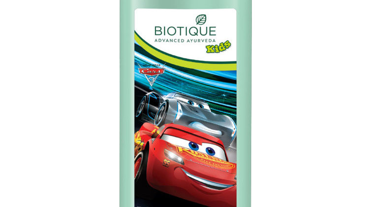 Biotique kids berry shake body wash  (200 ml)