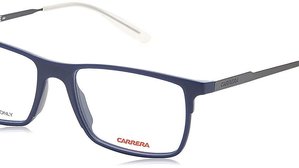 Carrera Full Rim Rectangular Unisex Spectacle Frame - (CA6664 R5J 5317|53)