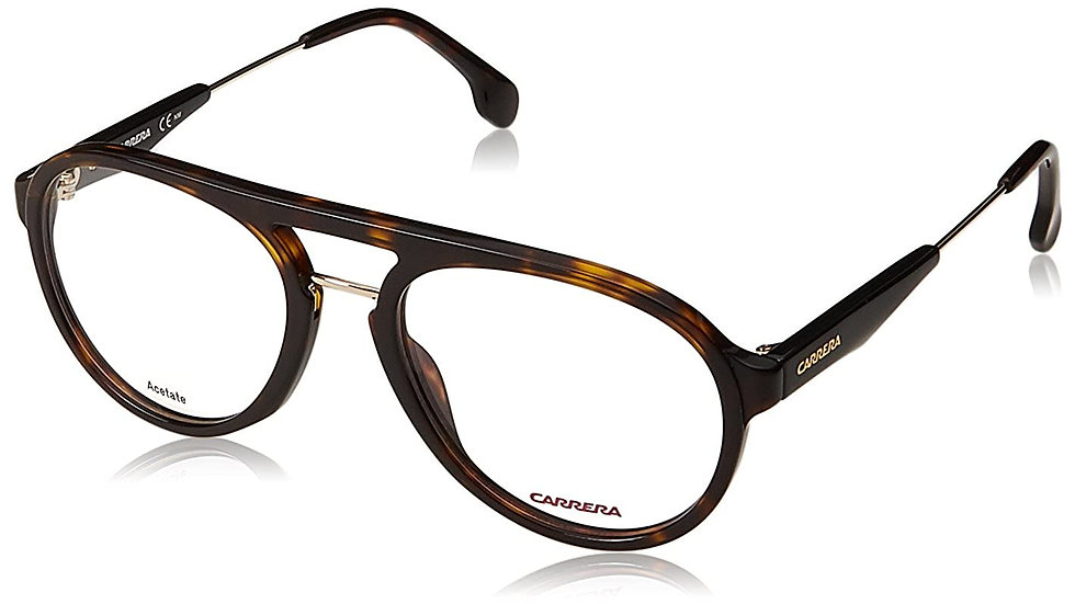 Carrera Men's Eyeglasses (Gold)