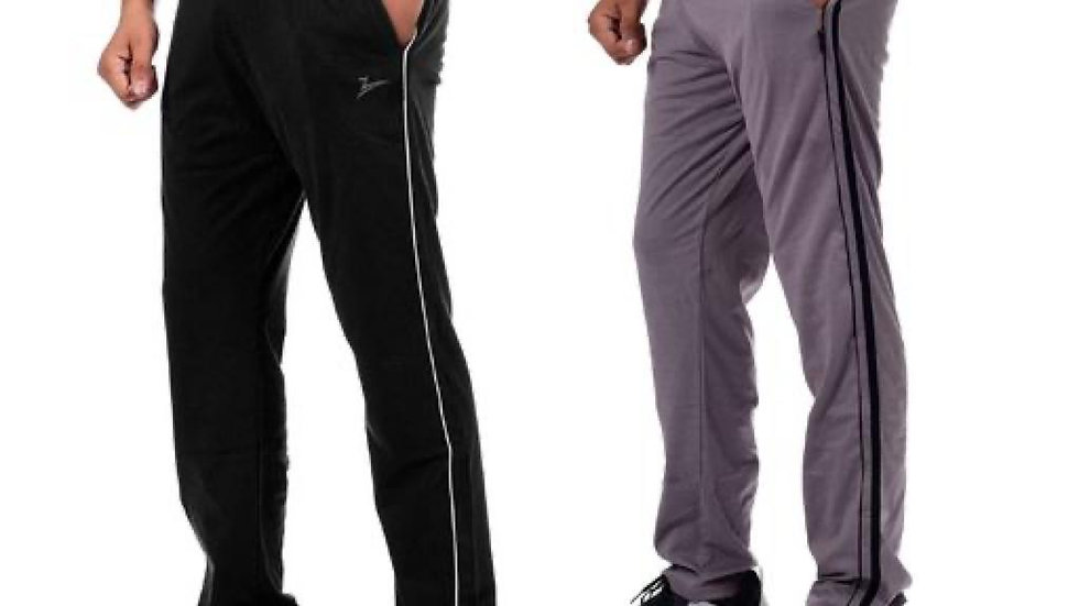 Stylish Pc Cotton Men's Track Pants Combo