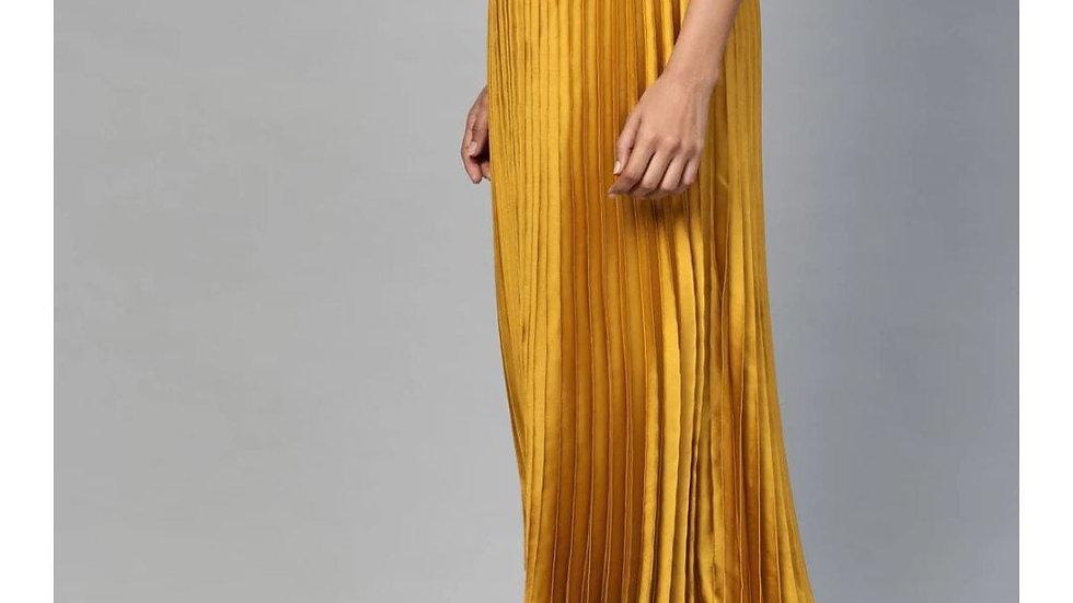 Sassafras Pleated Midi / Skirt