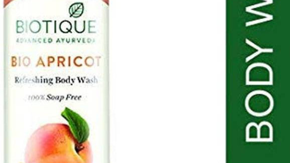 Biotique Bio Apricot Body Wash  (190 ml)