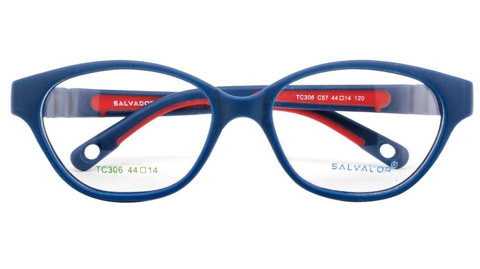 SALVADOR Eyewear Spectacle Frame For Kids -TR306