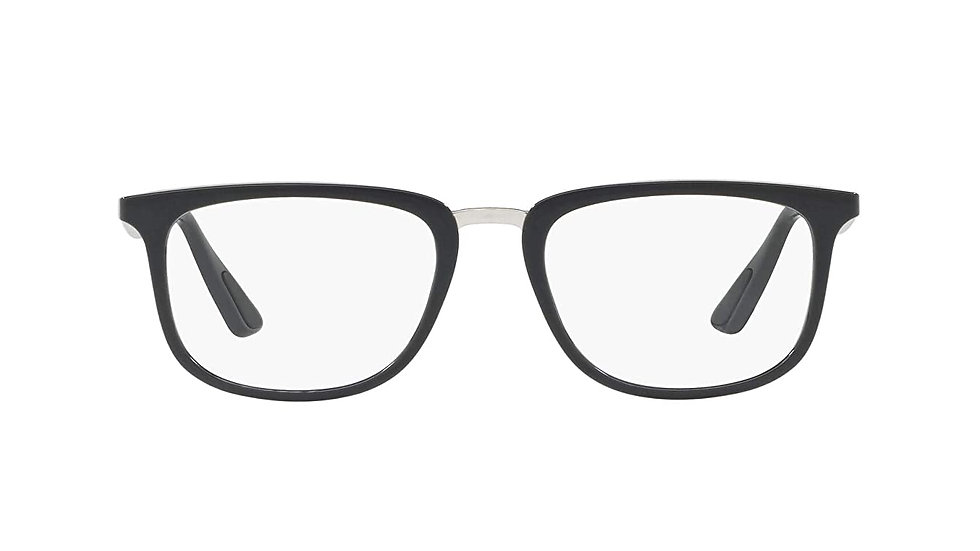 Ray-Ban Square Unisex Optical Frames (0RX7146I|53 mm|Transparent)