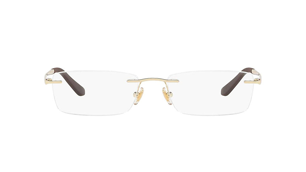 Ray-Ban Rectangular Unisex Optical Frames (0RX6303I|51 mm|Transparent)