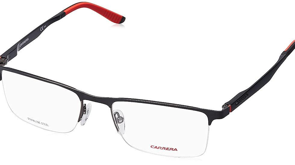 Carrera Half Rim Rectangular Unisex Spectacle Frame - (CA8810 YIH 5419|54)