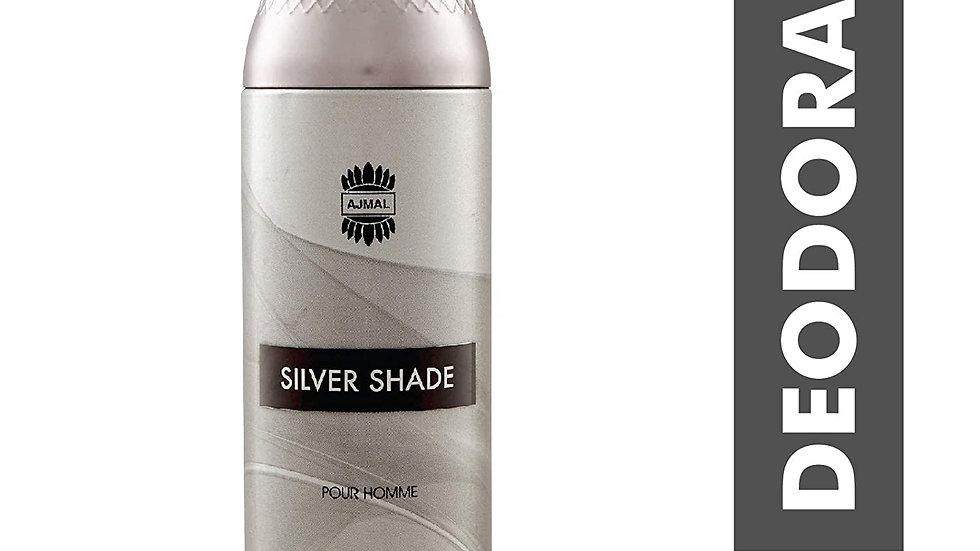 Ajmal Silver Shade Perfume Deodorant 200ml for men
