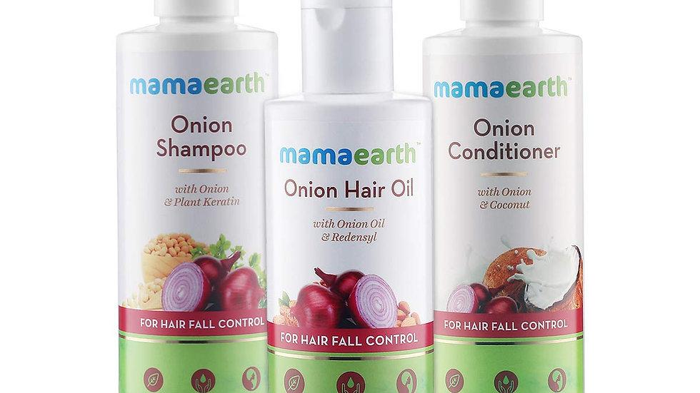 Mamaearth Anti Hair Fall Spa Range