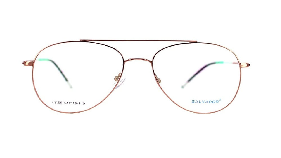 Salvador Thin Rim Aviator Model for Men (41199)