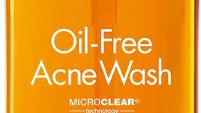 Neutrogena Oil-free Acne Wash Facial Cleanser  (175 ml)
