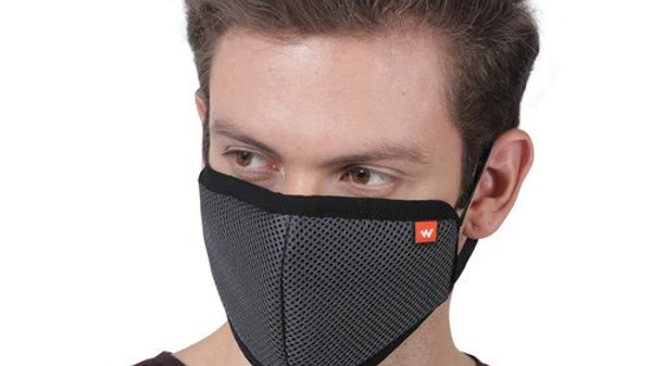 Wildcraft Hypa Shield W95 Reusable Protection Face Mask - Pack of 1