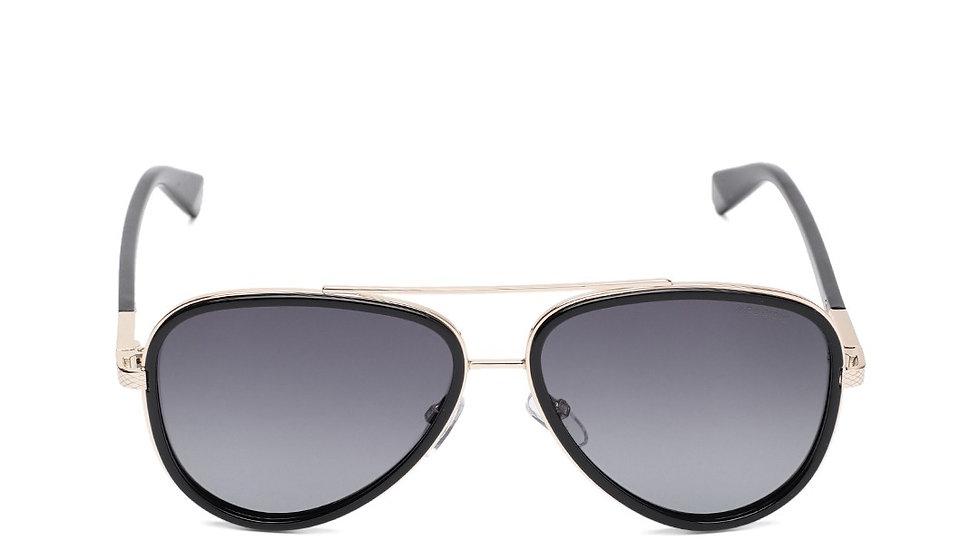 Polaroid Men Oval Sunglasses PLD 2073/S 807 58WJ