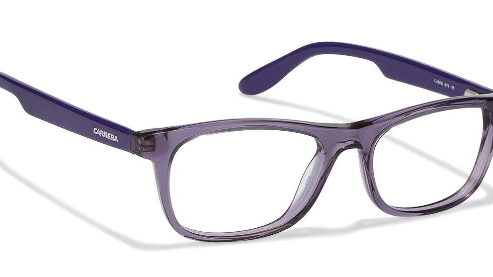 Carrera CA9923 Purple Transparent Blue SV9 Women Eyeglasses