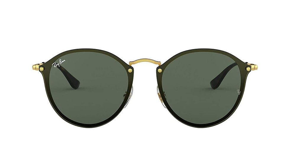 Ray-Ban Unisex RB3574N Round Sunglasses