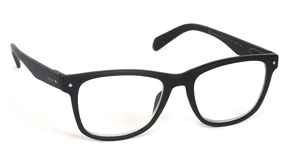 Polaroid full rim Square Unisex Adult Fashion Readers Glasses - (PLD 0020/R 807