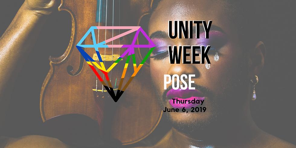 Pose Night - Thursday, June 4, 2019