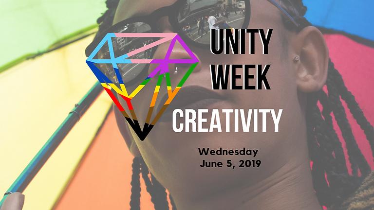 Creative Night - Wednesday, June 4, 2019