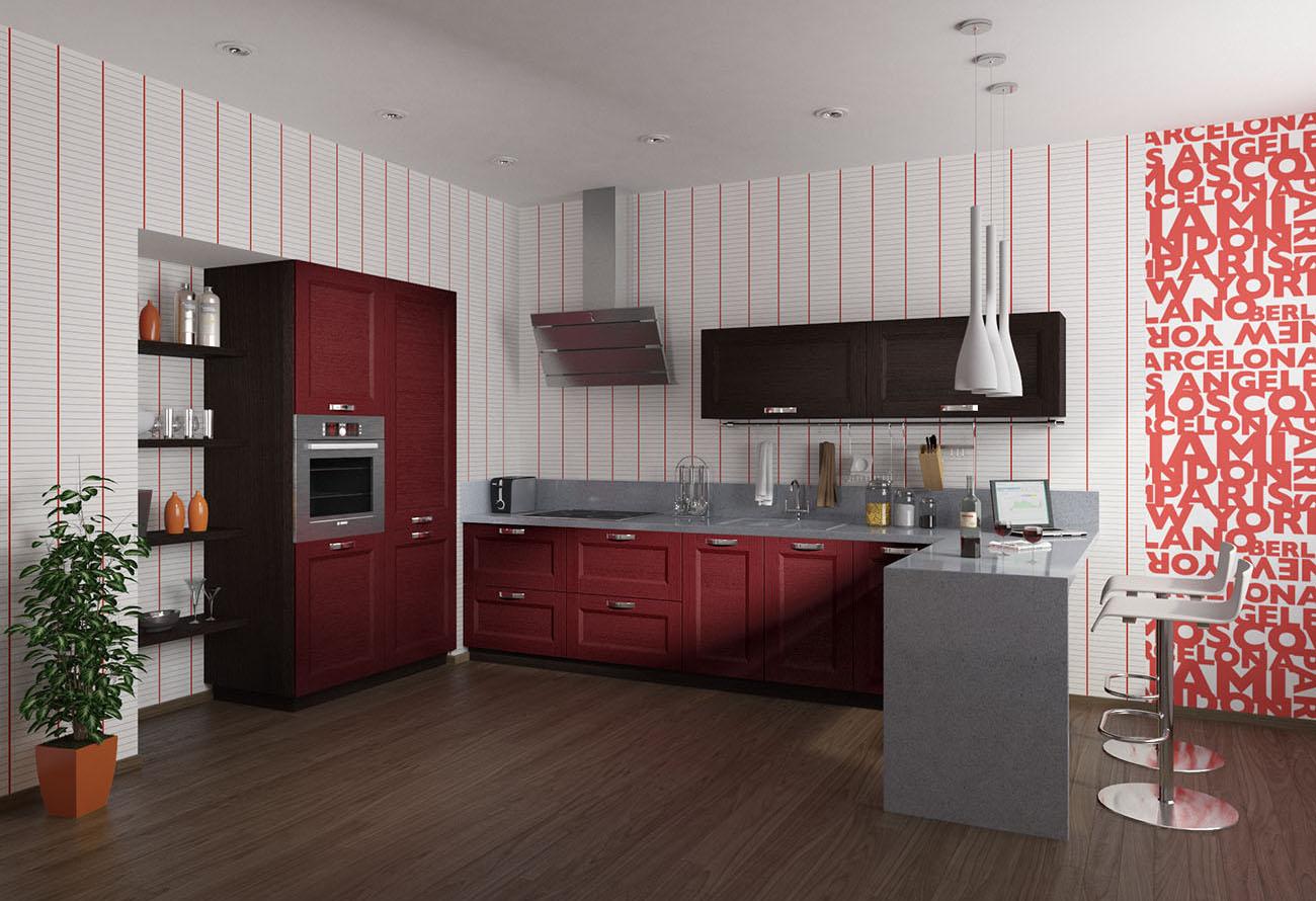 Кухня Геос Идеал (Geos Ideal) Арли