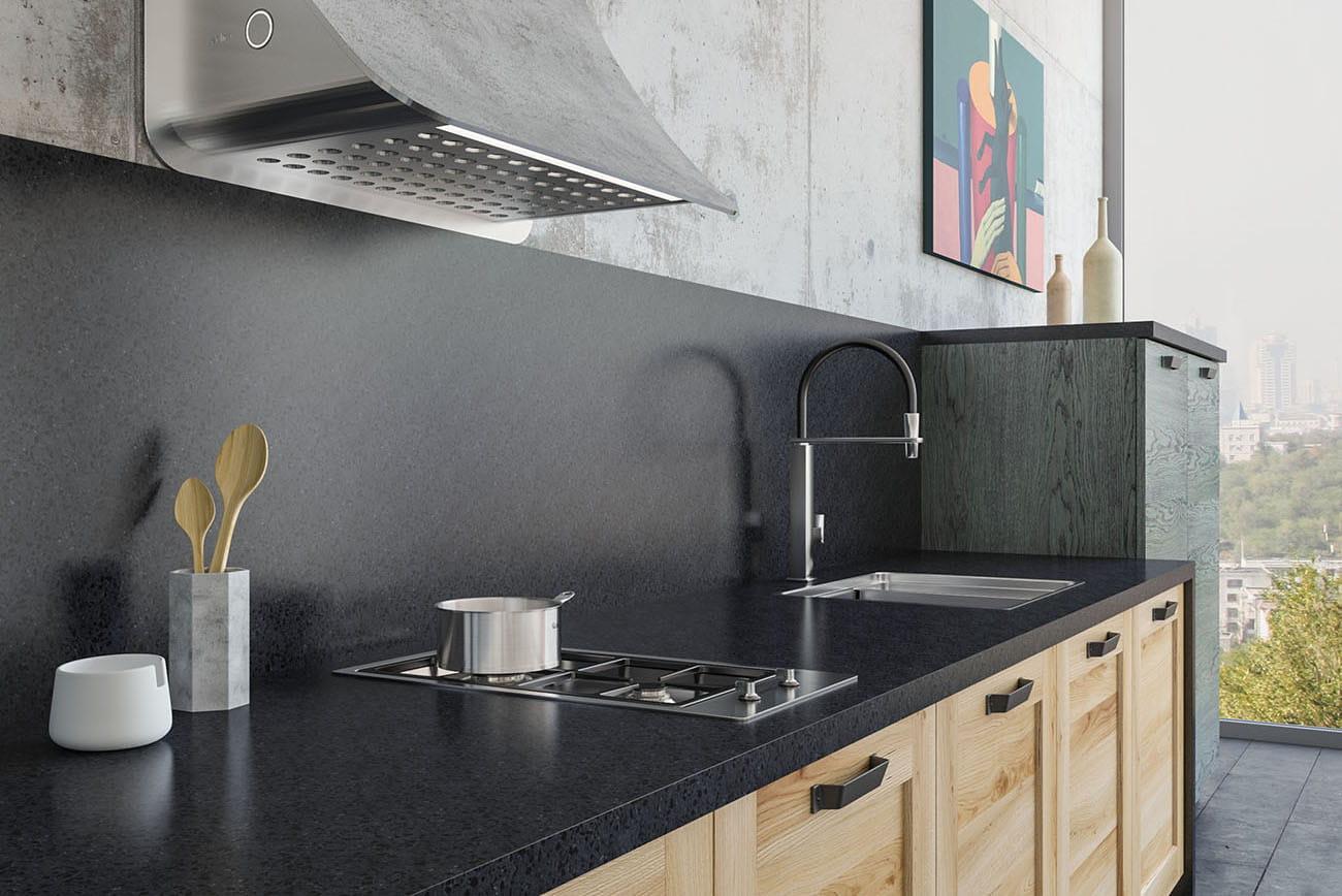 Кухня Геос Идеал Geos Ideal Дамиана