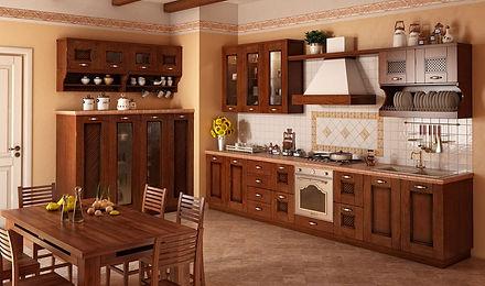 Кухня Геос Идеал (Geos Ideal) Руна - Купить, каталог, цены, фото