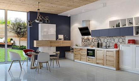 Кухня Геос Идеал (Geos Ideal) Дамиана - Купить, каталог, цены, фото