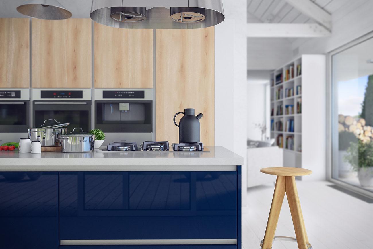Кухня Геос Идеал Geos Ideal Калипсо