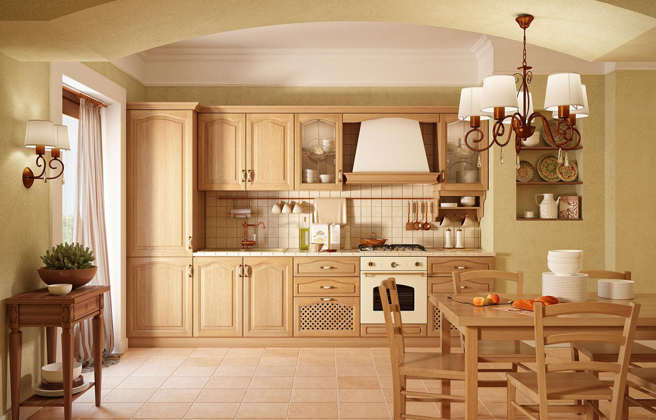 Кухня Геос Идеал Geos Ideal Норма