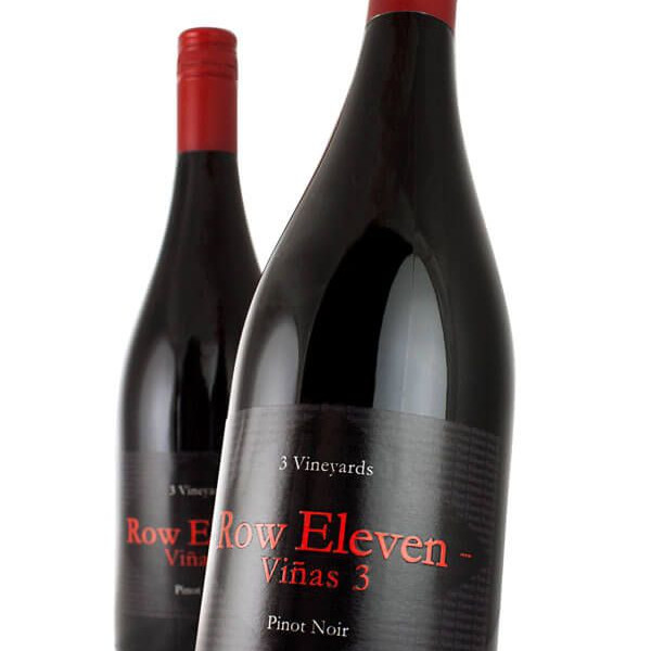 Row Eleven Wine Dinner - Closed to the Public