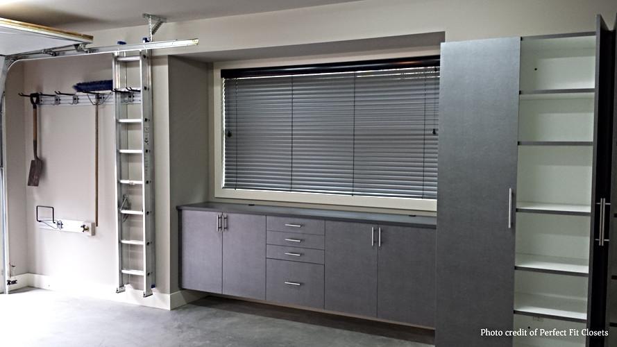 Perfect Fit Closets Garage