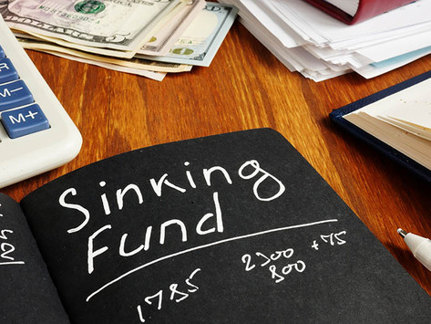 Sinking funds: What they are & why they're important