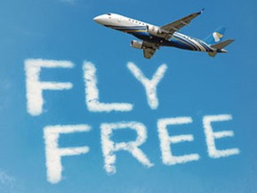 How we got a flight for FREE