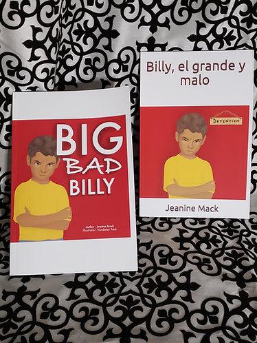 Big Bad Billy - Book Bundle