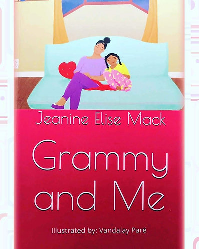 Grammy and Me - Paperback Book