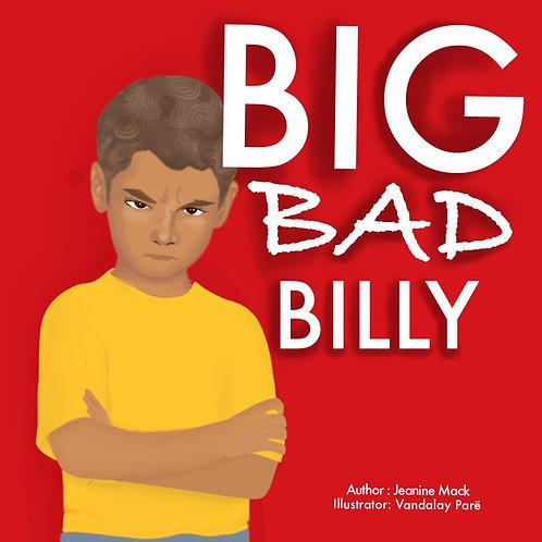 Big Bad Billy - Paperback Book