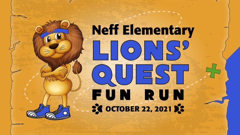 Lions' Quest Fun Run