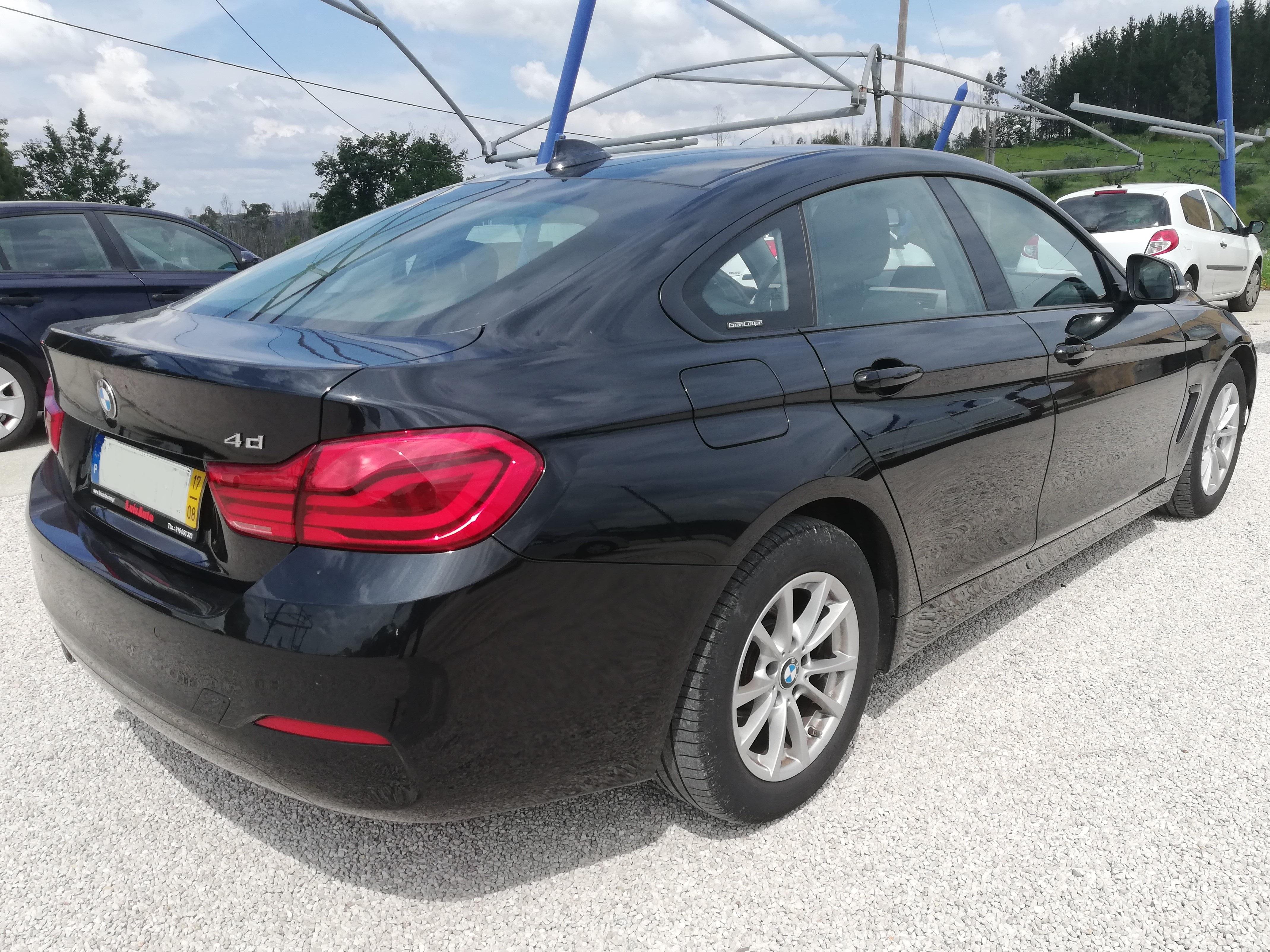 BMW 418D 150 CV