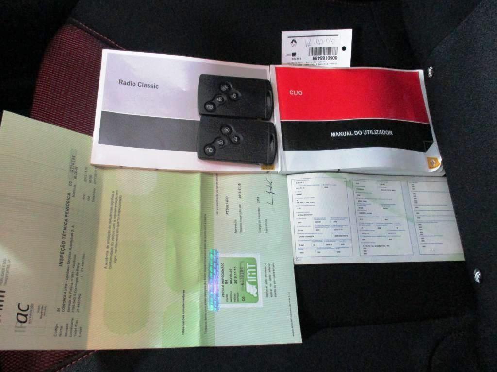 RENAULT CLIO IV CONFORT 1.5 dCi