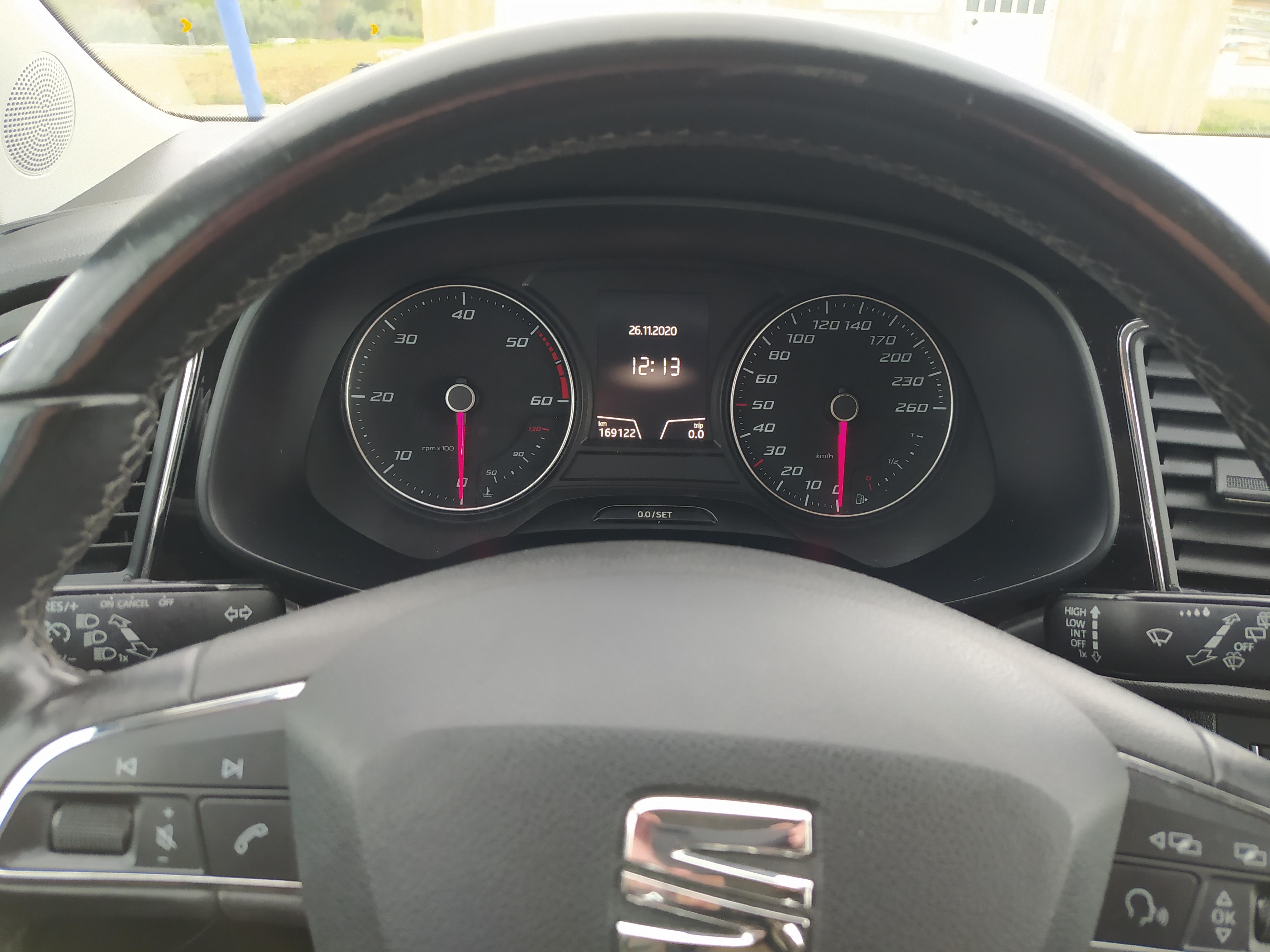 Seat Leon 1.6 TDI 110cv