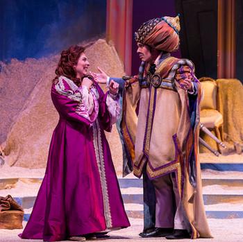 Isabella in L'Italiana in Algeri