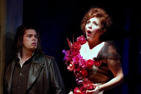 Giulietta in The Tales of Hoffmann