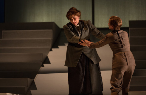 Cornelia at the Florentine Opera