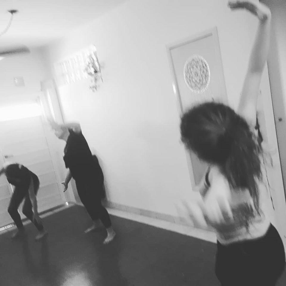 Laboratorio de danza, 2018