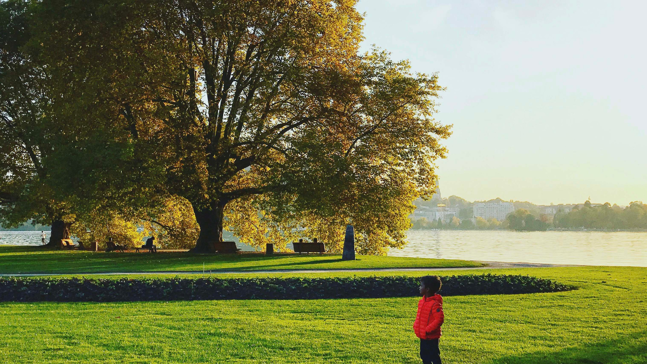 automne à Annecy