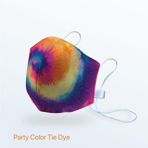 Party Color Tie Dye
